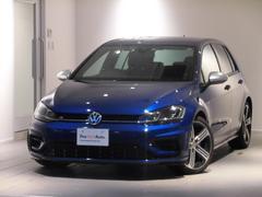VW ゴルフRR・デモカー・専用レザーシート・4WD・オートクルーズ・ナビ