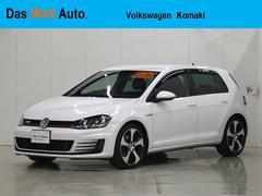 VW ゴルフGTIGTI DCCパッケージ付車 認定中古車