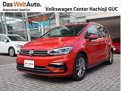 VW ゴルフトゥーランRライン 禁煙車 認定中古車 純正ナビ Rカメラ ETC