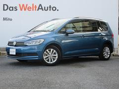 VW ゴルフトゥーランTSI Comfortline NAVI LED