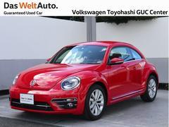VW ザ・ビートルDesign 純正ナビ ETC 禁煙 認定中古車