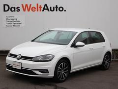 VW ゴルフTSIハイライン テックエディション 2019 デモカー