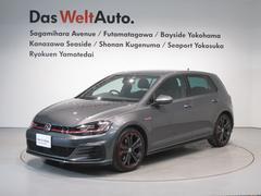 VW ゴルフGTIダイナミック メーカー保証付 認定中古車