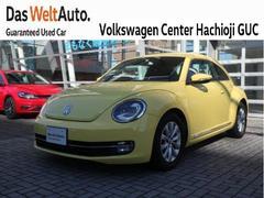 VW ザ・ビートルデザイン 認定中古車 純正ナビ ETC Rカメラ