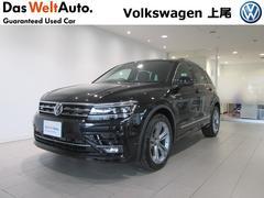 VW ティグアンTSI R−Line navi