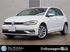 VW ゴルフTSI Comfortline TechEd禁煙車 認定中古