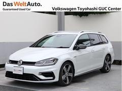 VW ゴルフRヴァリアントR 4MOTION ワンオーナー 禁煙 認定中古車