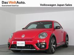 VW ザ・ビートルR−Line NAVI ETC 1オーナー