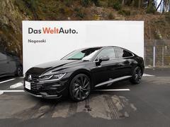 VW アルテオンR−Line 4MOTION Advance SR DEMO CAR