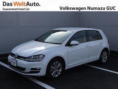 VW ゴルフコンフォートライン 1オーナー 純正ナビ 認定中古車