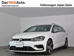 VW ゴルフRヴァリアントR NAVI ETC SR