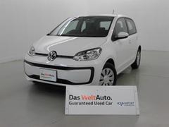 VW アップ!move up! 4Door 認定中古車 CD  キーレス