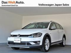 VW ゴルフオールトラックTSI 4モーション 7.5モデル LEDヘッドライト
