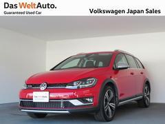 VW ゴルフオールトラック1.8TSI 7.5 Tech.PKG 18AW 認定中古車