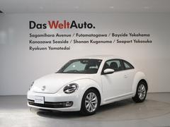 VW ザ・ビートルデザイン レザーパッケージ メーカー保証付 認定中古車