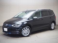 VW ゴルフトゥーランTDI ハイライン テクノロジーパッケージ 元試乗車 保証付