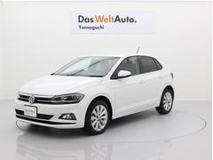 VW ポロハイライン 純正ナビ リヤカメラ 前車追従機能 新車保証継承