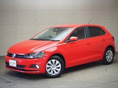 VW ポロTSI トレンドライン 認定中古車 保証付き