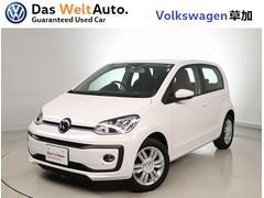 VW アップ!high up! 4Door DemoCar