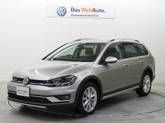 VW ゴルフオールトラックTSI 4モーション Volkswagen認定中古車