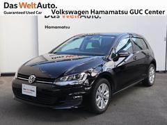 VW ゴルフコンフォートライン 1オーナー 禁煙車 純正ナビ 認定中古車
