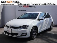 VW ゴルフハイライン コネクト 1オーナー 純正ナビ ETC