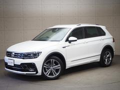 VW ティグアンTSI Rライン テクノロジー サポカー 認定中古車 保証付