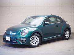 VW ザ・ビートルデザイン 716SDCWナビゲーション 認定中古車 保証付き