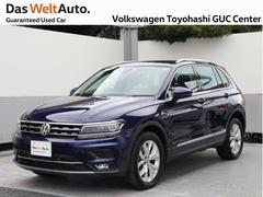 VW ティグアンTDI Highline4MotionTechnologyP