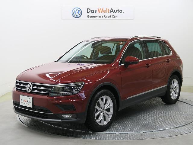 フォルクスワーゲン TSI ハイライン Volkswagen認定中古車