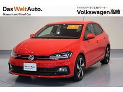 VW ポロGTIGTI 車内消臭済 認定中古車 走行距離無制限保証 ドラレコ
