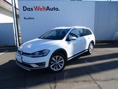 VW ゴルフオールトラックTSI 4MOTION 4WD キーレス ワンオーナー