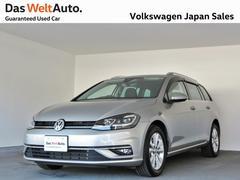 VW ゴルフヴァリアントコンフォートライン 純正ナビ ACC LED バックカメラ