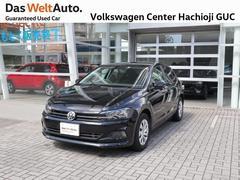 VW ポロトレンドライン ワンオーナー 禁煙車 認定中古車