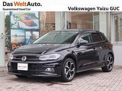 VW ポロRライン 認定中古車 ワンオーナ 禁煙車 純正ナビ ETC