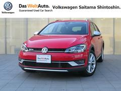 VW ゴルフオールトラックTSI 4MOTION TechPkg 17AW