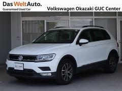 VW ティグアンTSI Comfortline 純正ナビ ACC 認定中古車