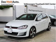 VW ゴルフGTIGTI DCC 認定中古車