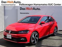 VW ポロGTI登録済未使用車 認定中古車 純正ナビ バックカメラ ETC
