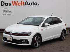 VW ポロGTIセーフティーパッケージ 登録済未使用車 台数限定