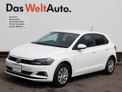 VW ポロTSIトレンドライン 登録済未使用車 台数限定