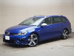 VW ゴルフRヴァリアントR バリアント パノラマスライディングルーフ 元試乗車保証付
