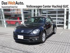 VW ザ・ビートルデザイン 認定中古車 禁煙車 レザーシート シートヒーター