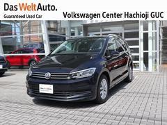 VW ゴルフトゥーランコンフォートライン ガソリン車 認定中古車 登録済未使用車