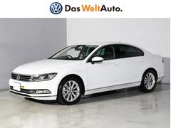 VW パサート TSI Eleganceline Demo Car