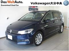 VW ゴルフトゥーラン TDI Highline DEMO CAR