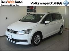 VW ゴルフトゥーラン TDI Comfortline DEMO CAR