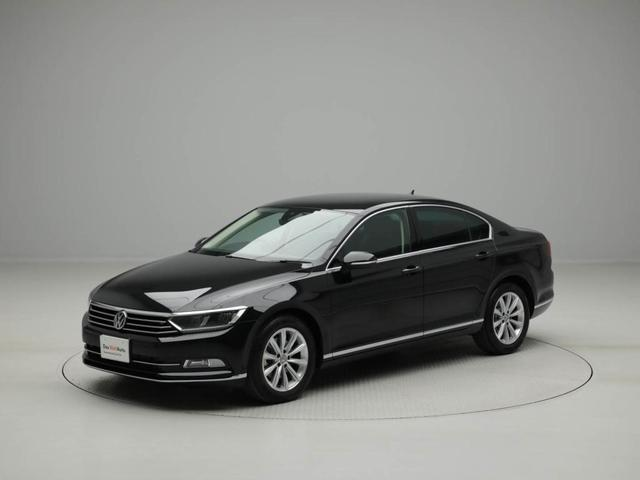 フォルクスワーゲン パサート TDI Eleganceline デモカー 認定中古車