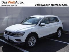 VW ティグアンTSI Highline 純正ナビ 認定中古車