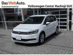 VW ゴルフトゥーランディーゼル車 ハイライン 元試乗車 電動Rゲート